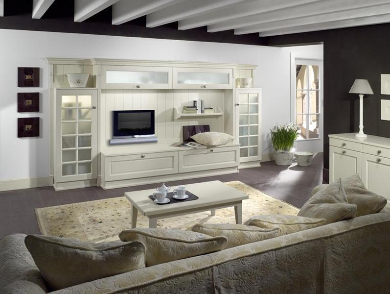 Mobili soggiorno classici verona for Mobili salone classici