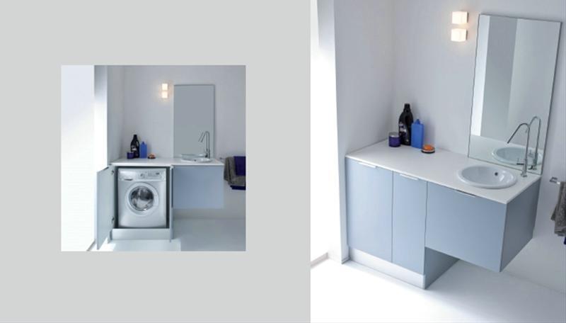 Bagno Lavatrice Ad Incasso: Mobili bagno arredaclick.